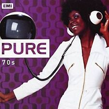 Pure 70s Various Audio CD