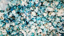 Popcorn sweet blue colour with a hint of blueberry flavour 300g Vegetarian