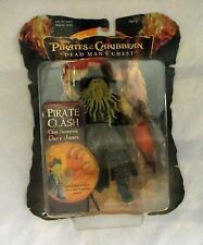 PIRATES OF THE CARIBBEAN DEAD MAN'S CHEST PIRATE CLASH CLAW SNAPPING DAVY JONES