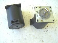Step Motors VDC from Milling Machine lot of 2 tested OK
