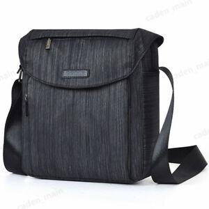 OSOCE Black Blue Sling Bag Backpack Waterproof Bag Shoulder Chest Crossbody Bag