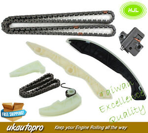 Timing Chain Kit For Hyundai Sonata iX35 Kia Optima Sportage G4KD 2.0L