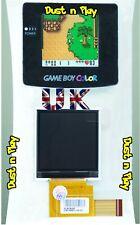 Gameboy Color Backlit LCD Screen Mod