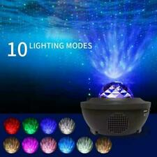 10 Colors USB LED Galaxy Projector Starry Night Lamp Sky Star Projection