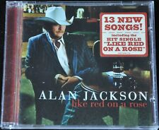 Alan Jackson - LIKE RED ON A ROSE CD