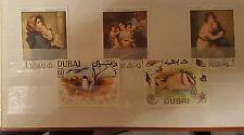 DUBAI Mixed Selected Stamps (No 012)