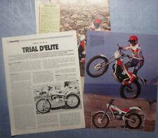 MOTOSPRINT987-PROVA / TEST-1987- APRILIA TX 311 M - 3 fogli