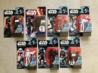 "STAR WARS 3.75"" Hasbro Disney Action Figure JOB LOT NEW"