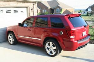 NEW Unpainted GRAY Primer Custom Rear Spoiler for 2005-2010 JEEP Grand Cherokee