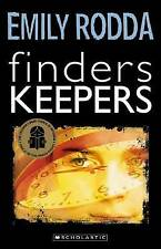 Finders Keepers by Emily Rodda Paperback Book. Brand New Free Shipping