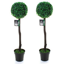 80CM ARTIFICIAL BOX WOOD TREE INDOOR OR OUTDOOR DECORATION ORNAMENT HOME OFFICE
