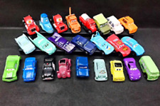24pcs Disney Cars Lighting McQueen oy Cake Decor Action Figures Playset Topper