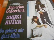 "7""  Shuki und Aviva signorina concertina *"