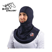 TruGuard 200 FR Cotton Balaclava Sock Hood Single Layer With Neck Drape