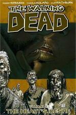 THE WALKING DEAD, VOLS 1-4 by Robert Kirkman nice shape were $15 each, graphic