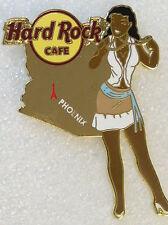 PHOENIX,Hard Rock Cafe Pin,Super sexy Fashion Statement Girl