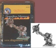 DragonRune DR-302 Ogre Marauders Nagrod the Vicious (1) 28mm Miniature Standard