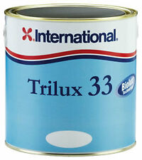 ANTIVEGETATIVA PIEDI POPPIERI ELICHE INTERNATIONAL TRILUX 33 GRIGIO ML 375