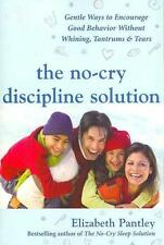 The No-cry Discipline Solution by Elizabeth Pantley (Paperback, 2007)