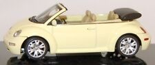 AUTOart 59754 VW New Beetle Cabrio 2003 gelb / yellow Sonderangebot 1:43 NEU OVP