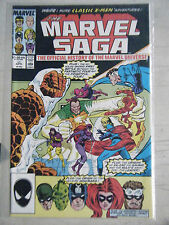 X-Men #17 Marvel Saga More X-Men Adventures The Fantastic Four Apr 17 1987