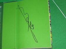 """Copie signée de """"vous pouvez m' appeler"""" Stan livre par Celtique légende stiliyan Petrov"""