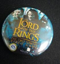 The Lord Of The Rings The Two Towers EA Games Promotional Pin Button 2 Inch