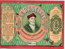 ETIQUETTE LE RABELAIS / ASSAISONNEMENT SPECIAL COMPOSE