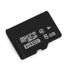 8GB Micro SD Speicherkarten Memory card für Camera Foto  Musik MP3 Mp4 Player