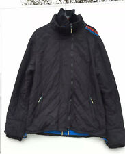 Superdry Men's Original Windcheater Black Jacket Japan Size XXL