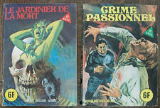 lot de 2 BD BANDES DESSINEES POUR ADULTES lot n° 1