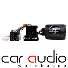 Citroen Relay 2007 On ERISIN Car Stereo Radio Steering Wheel Interface Stalk