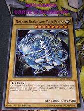 Occasion Carte Yu Gi Oh DRAGON BLANC AUX YEUX BLEUS SDKS-FR009