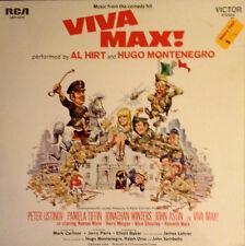 VIVA MAX - HUGO MONTENEGRO - RCA - LP SOUNDTRACK - JACK DAVIS COVER - SEALED