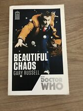 Dr Who Book Beautiful Chaos by Gary Russel David Tennant