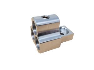 Alternator Distribution Block 1/0 Triple Set Screw