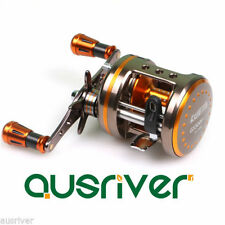 Right-Handed Baitcasting Saltwater Fishing Reels