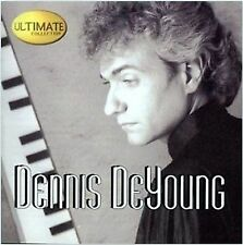 DENNIS DEYOUNG Ultimate Collection Best Of RARE CD Styx Desert Moon Call Me
