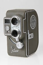 Nizo Exposomat 8 Mod. I Filmkamera #55432 mit 1,9/2,5mm Rodenstock Ronar
