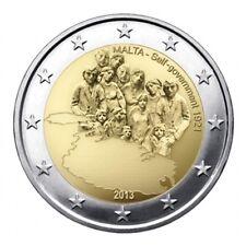 "Malta 2 euro 2013 Unc ""1921 - Self Government"" Commerative / Herdenking"