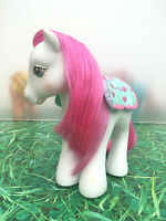My Little Pony G1 Secret Surprise Pretty Puff Vintage Toy Hasbro 1990 MLP *