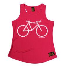 Bicicleta Cadena Bicicleta Ciclismo Chaleco De Entrenamiento Gracioso Cumpleaños para Mujer Jovencita