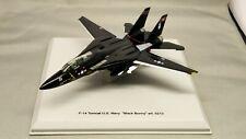 "Armour 1:100 F-14 Tomcat US Navy ""Black Bunny"" Item 5213 READ DESCRIPTION."