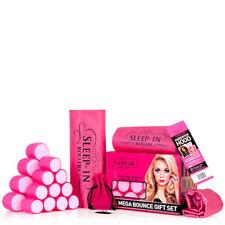 Sleep In Rollers Mega Bounce Gift Set giving you Beautiful Bouncy Loose Curls