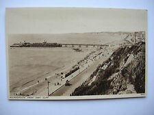 Bournemouth, East Cliff. (Photochrom)