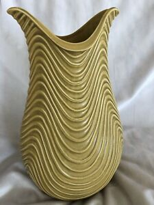 Jonathan Adler Large Yellow Vase - Excellent Condition