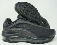 Womens Nike Air Max Deluxe SE Running Shoes Oil Grey Black Size 7