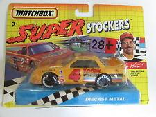 MATCHBOX 1992 SUPER STOCKERS - 1992 DAYTONA PEPSI 400 WINNER DIE CAST METAL