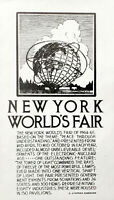 FDC 1964 New York World's Fair Stamp 1244 Anderson First Day Cover 5c