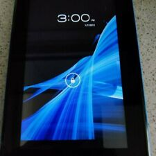 More details for acer iconia b1-a71 black tablet in working condition
